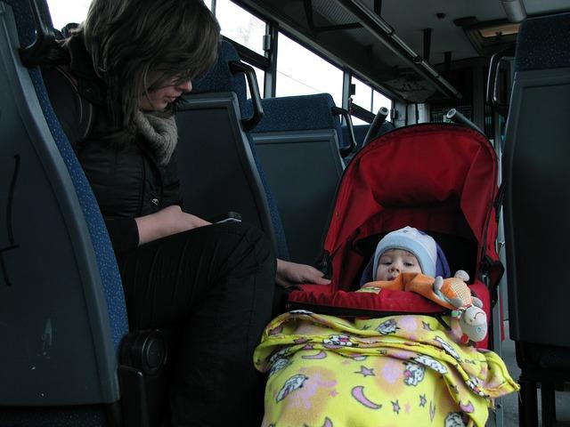 transit stroller